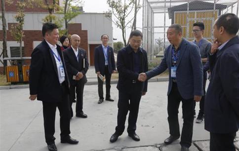 市委常委组织部部长张鹏飞来巴中棠外调研指导工作